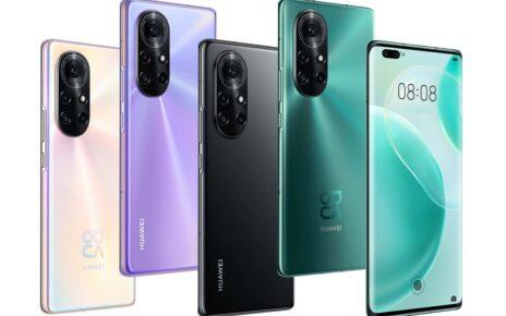 Huawei nova 8 Pro Colors