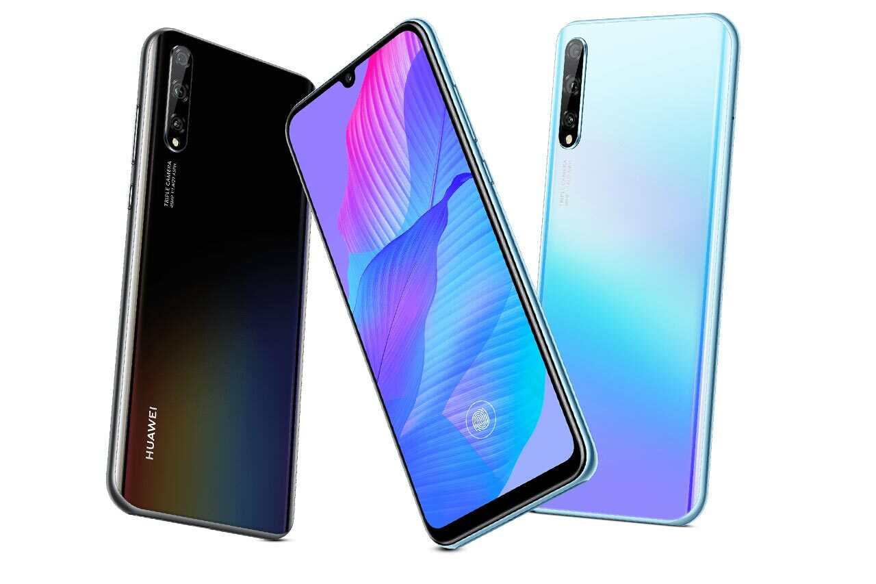 Huawei P smart S Colors