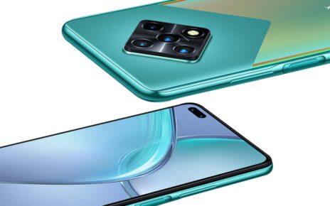 Infinix Zero 8i Green