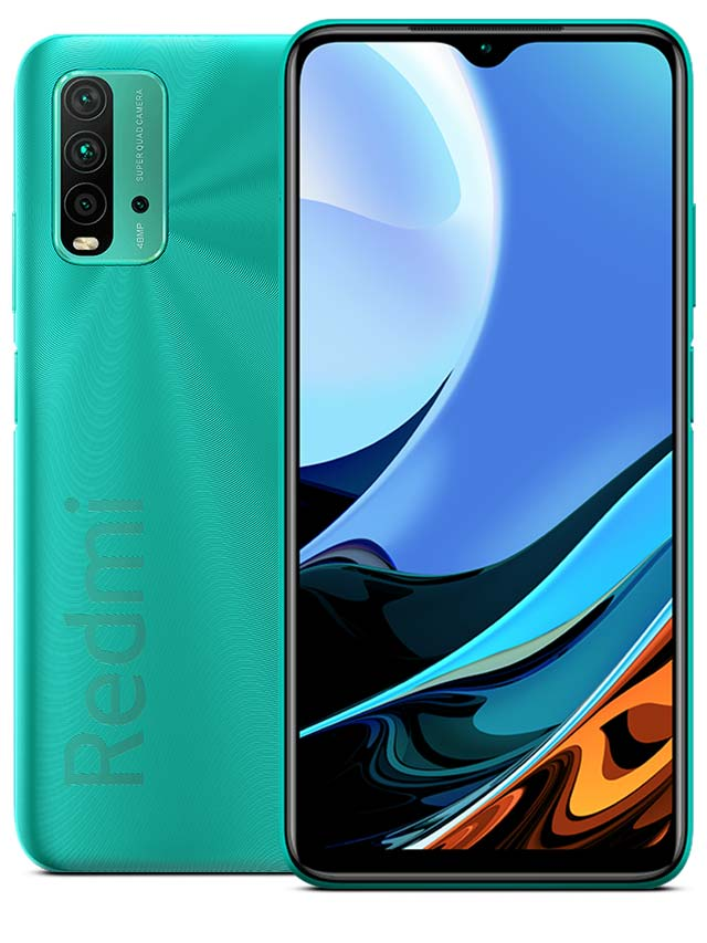 Mi Redmi 9 Power Green Color