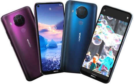 Nokia 5.4 Colors