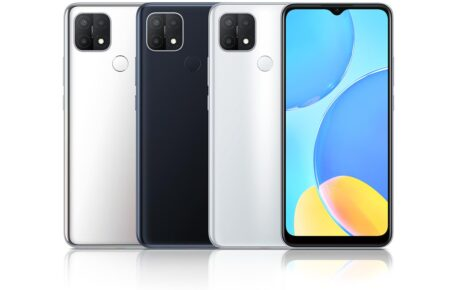 Oppo A15s Colors