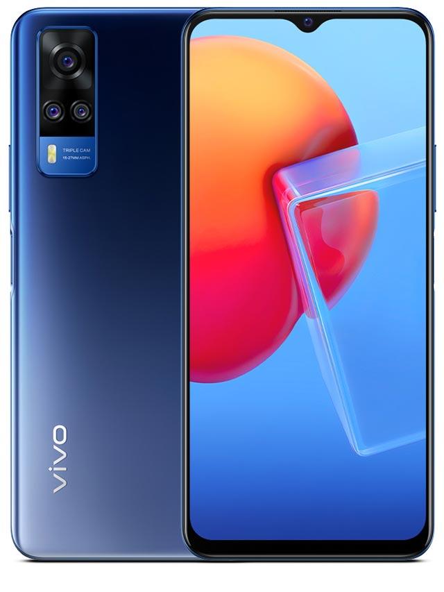 VIVO Y51 Blue