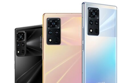 Honor V40 5G Colors