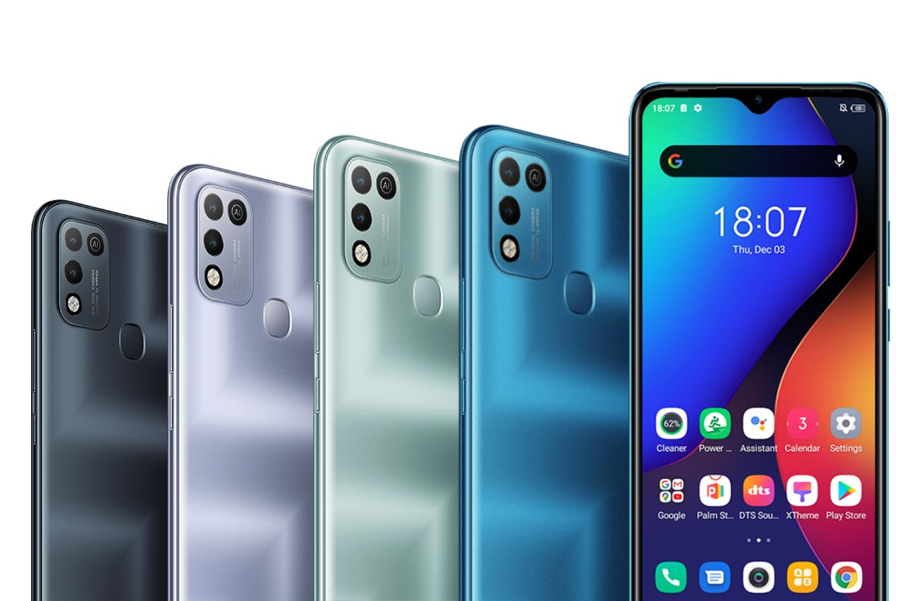 Infinix Hot 10 Play - Price and Specs - Choose Your Mobile