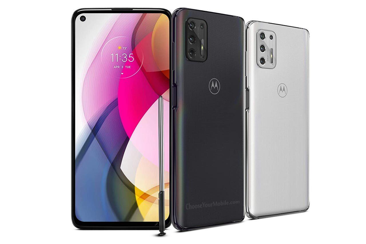 Motorola Moto G Stylus 2021 Black