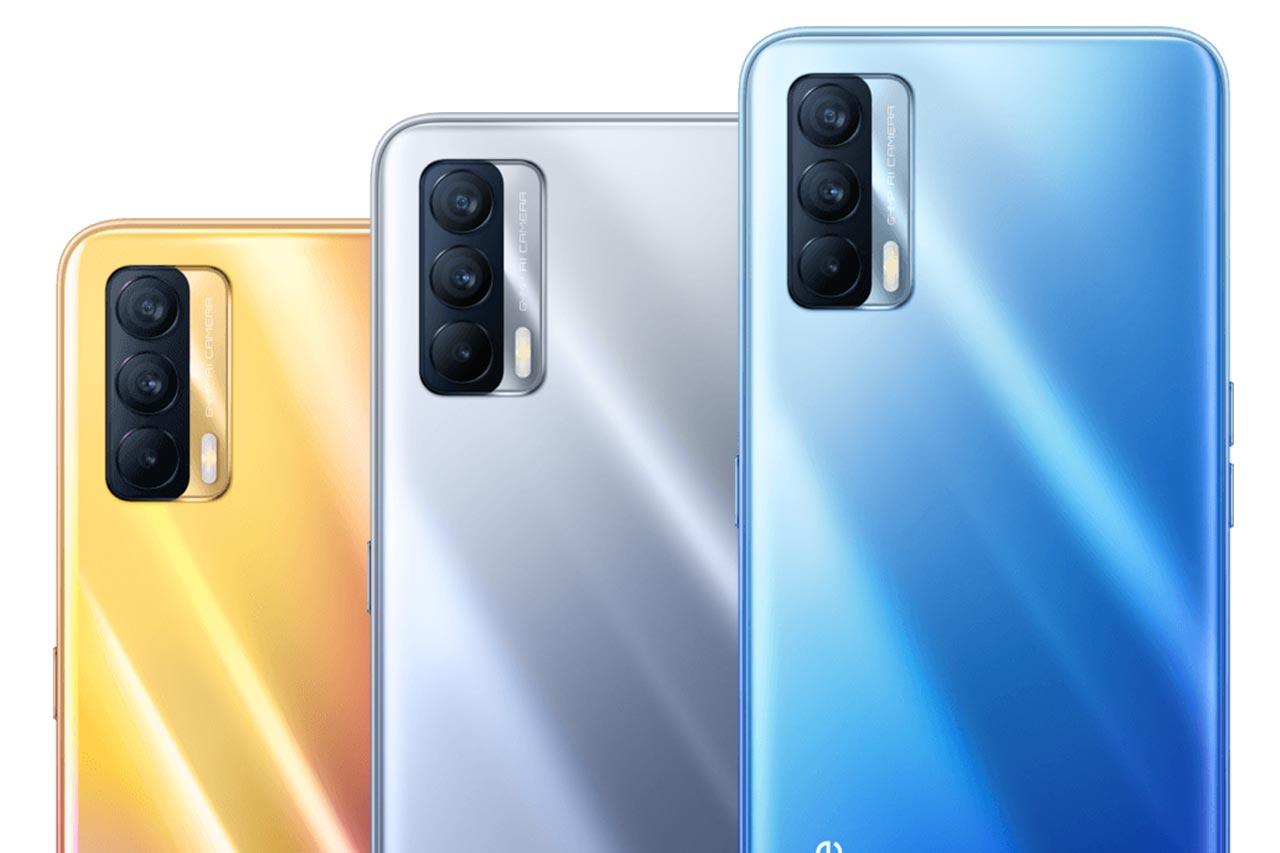 Realme V15 5G Colors