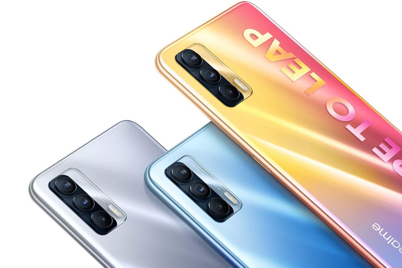 Realme X7 5G Colors