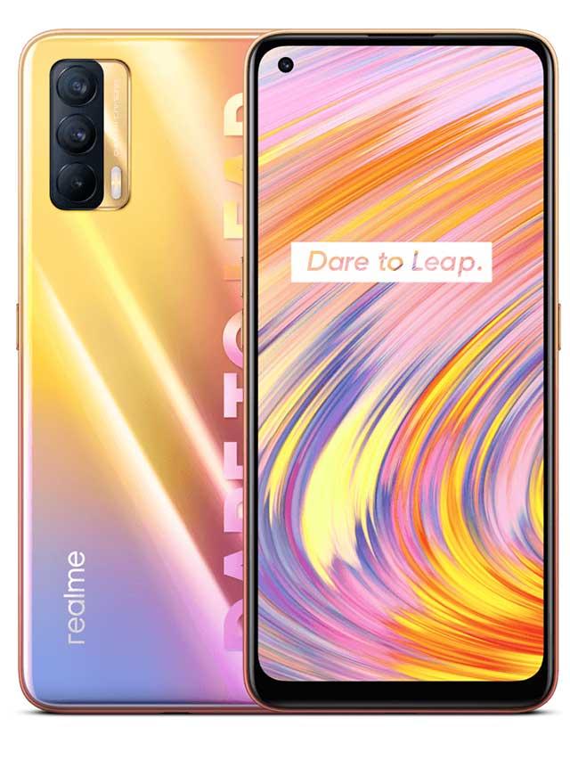 Realme X7 5G Nebula Color