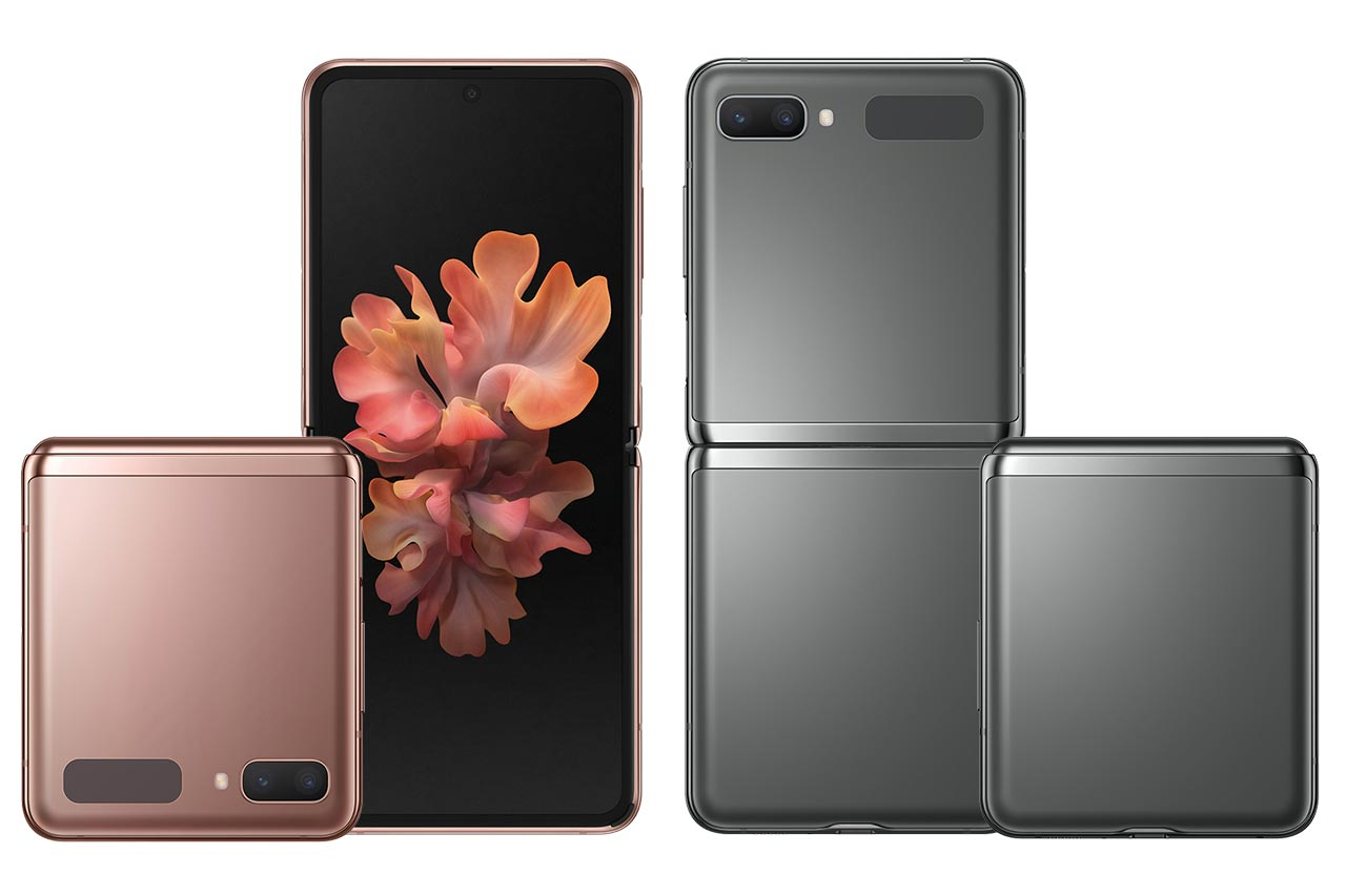Samsung Galaxy Z Flip 5G Colors