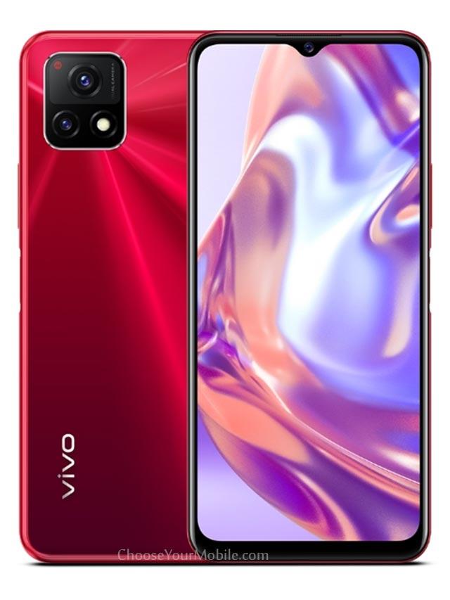 Vivo Y31s 5G Red