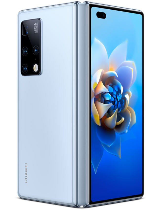 Huawei Mate X2 Blue Color