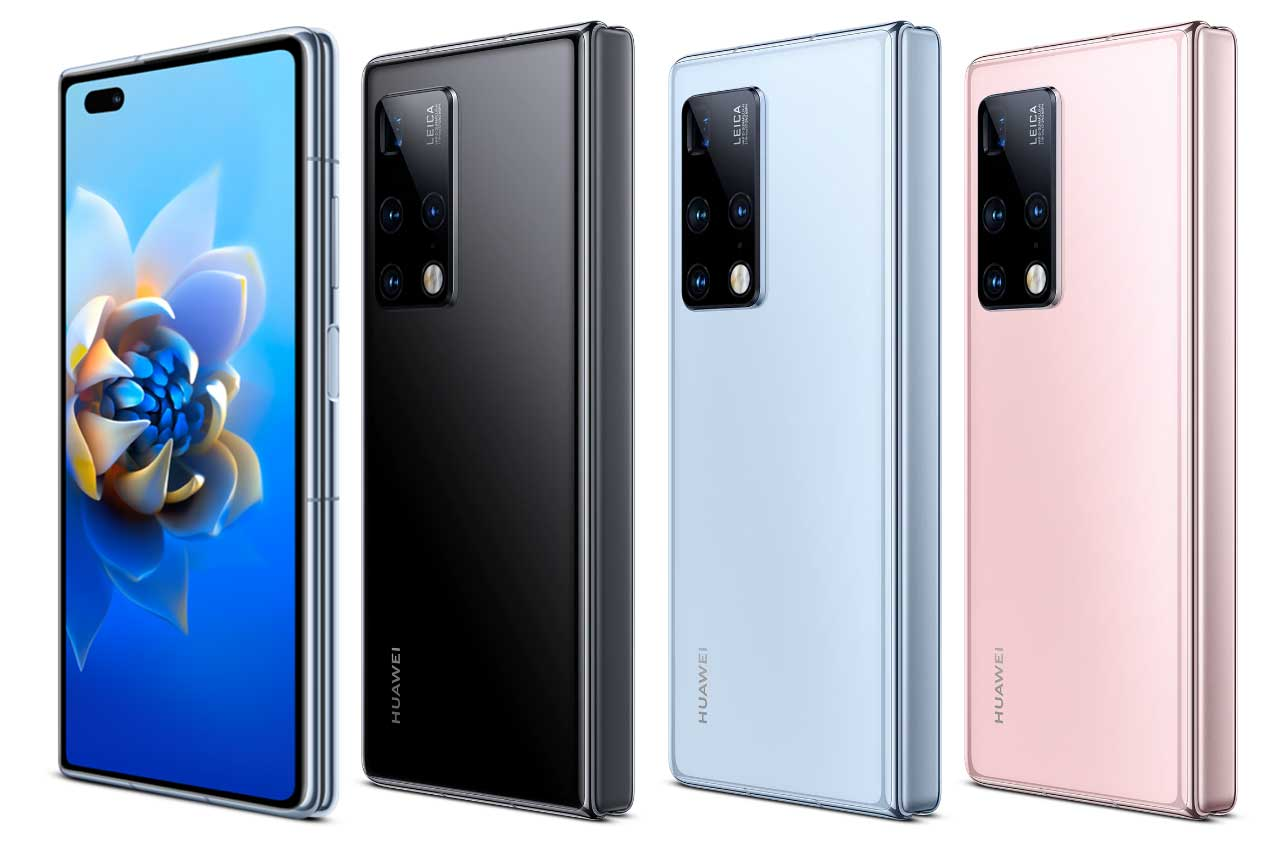 Huawei Mate X2 Colors