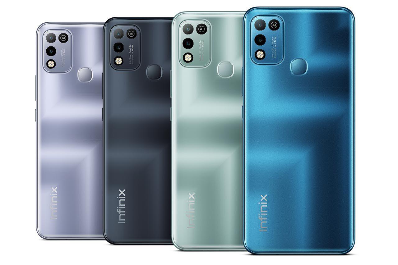 Infinix Smart 5 2021 Colors