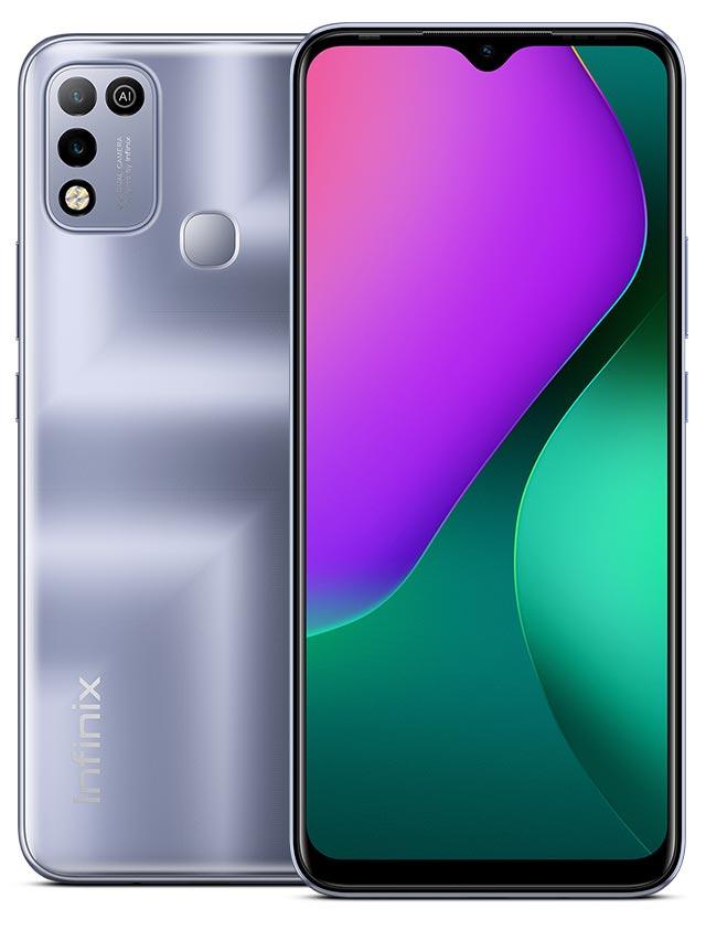 Infinix Smart 5 2021 Purple