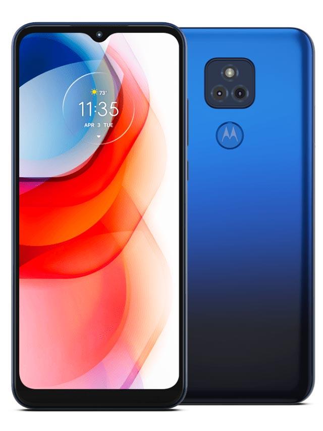 Motorola Moto G Play 2021 Blue
