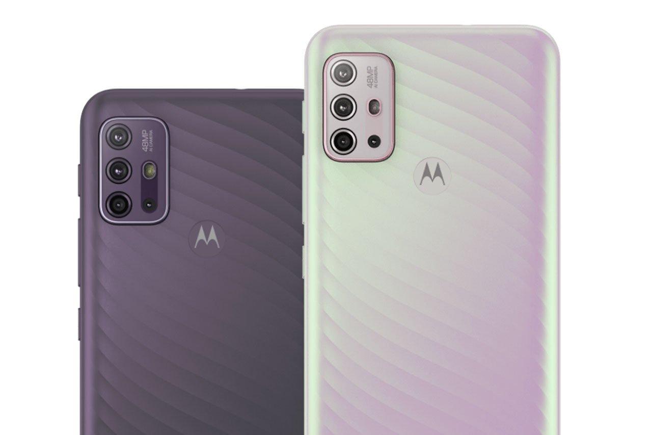 Motorola Moto G10 Colors