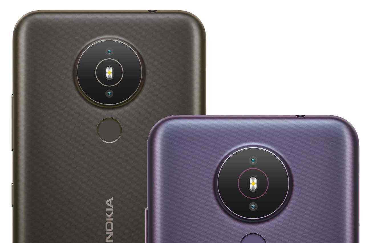 Nokia 1.4 Dusk Blue