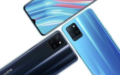 Realme V11 5G Colors