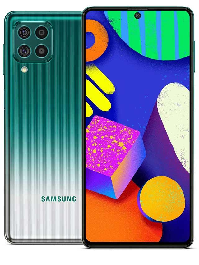 Samsung Galaxy F62 Green