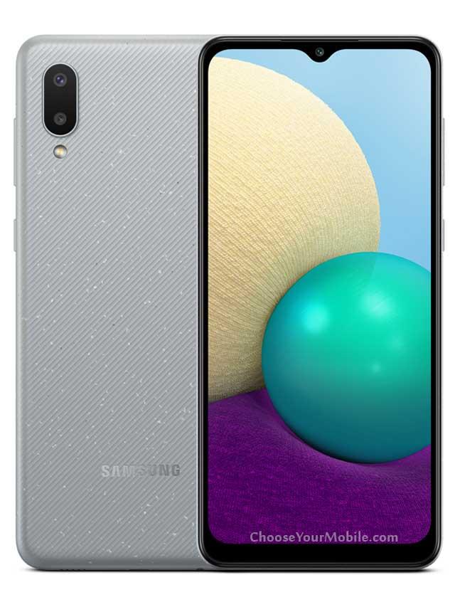 Samsung Galaxy M02 Grey