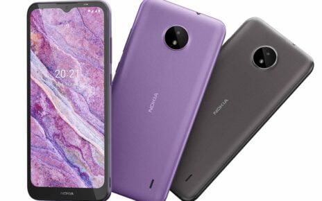 Nokia C10