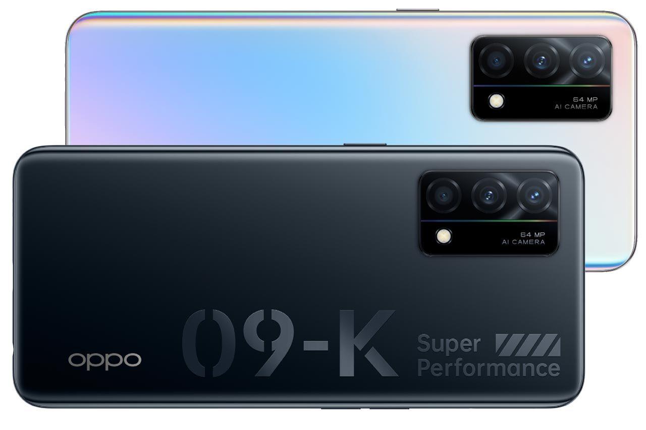 Oppo K9 5G