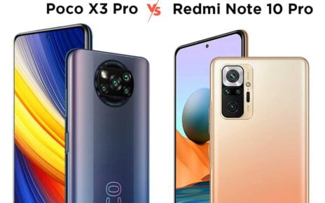 Poco X3 Pro vs Redmi Note 10 Pro